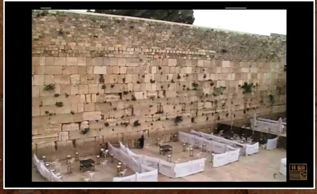 Kotel on Friday Rosh Chodesh Iyar during COVID 19