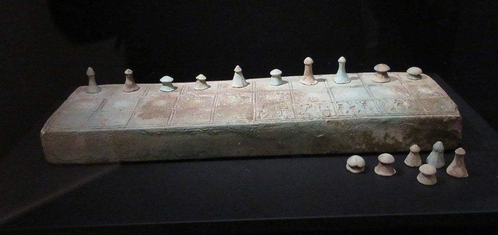 Piece in Israel Museum