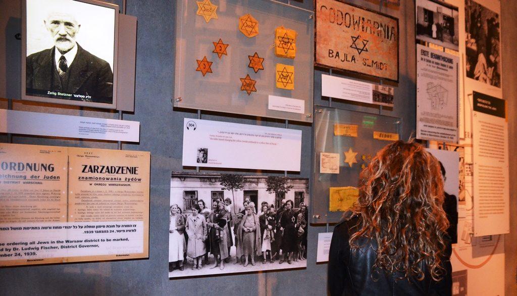 Jerusalem Yad Vashem exhibiit