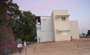 bomb shelter Israel