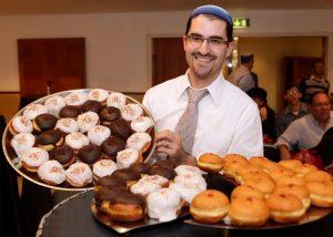 Ellie Klein donuts