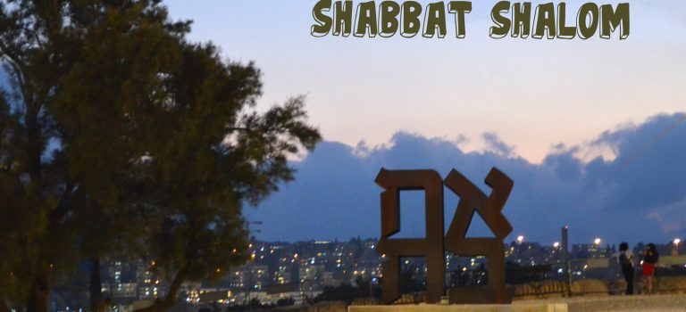 Holocaust Remembrance Day to Shabbat: Darkness to Light