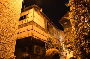 Nahlaot at night house Rav Aryeh Levine