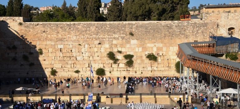 Significance of Yom Yerushalayim,This Year in Jerusalem