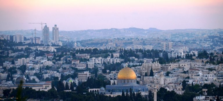Shabbat Shalom from Jerusalem
