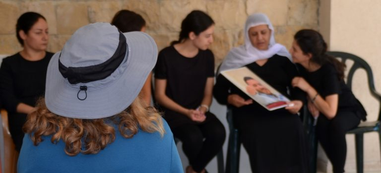 From Maalot to Halamish: Jews and Druze Bound Together in Mourning