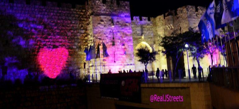 5 Jerusalem Tu B'Av Scenes Not in Headlines