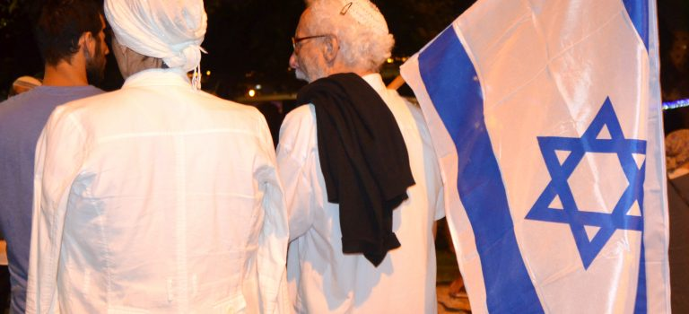 Jerusalem: Tisha B'Av Lows to Celebration Time