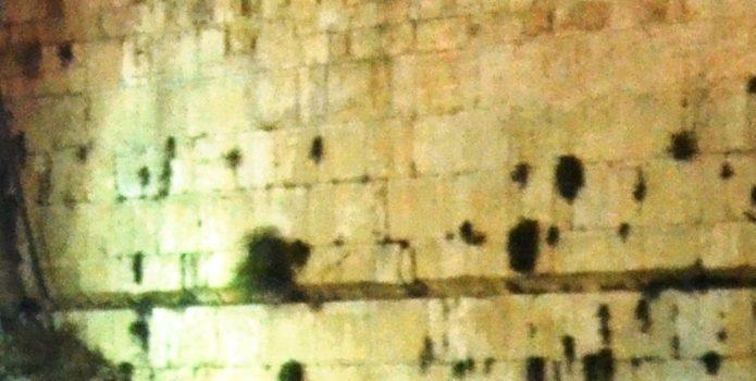 Tisha B'Av Night in Jerusalem