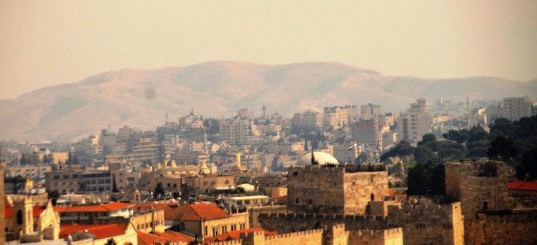 Jerusalem: Aventures to the Moon and Back to Earth
