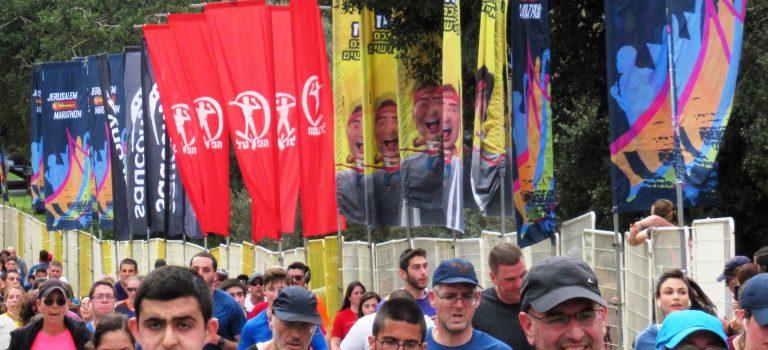 Jerusalem Marathon Highlights