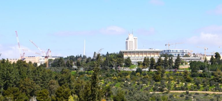 Jerusalem Living with COVID-19