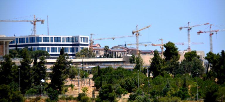 Jerusalem, Israel – Shavuot 5780